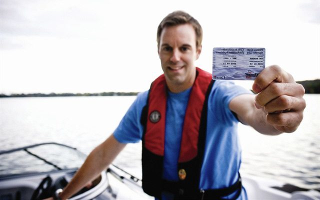 Izpit za čoln