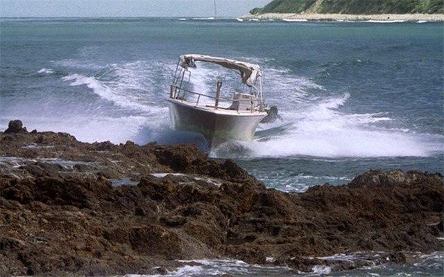 Nesreča na morju