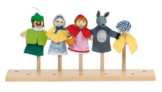 Naprstne lutke