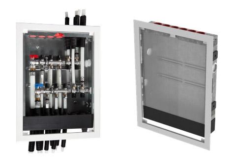 Vodovodni sistem Thermotech brez skritih spojev
