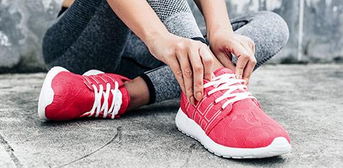 Ženski čevlji za prosti čas