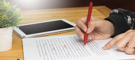 Lektoriranje besedil
