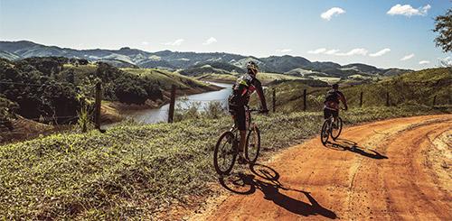 Gorsko kolesarjenje za začetnike